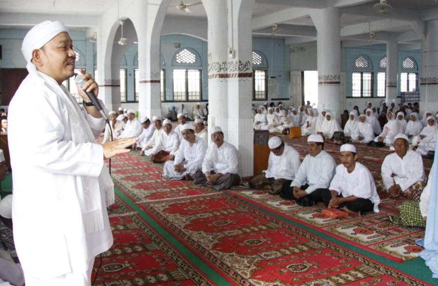 Buka Bersama Jamaah Masjid At-Taqwa